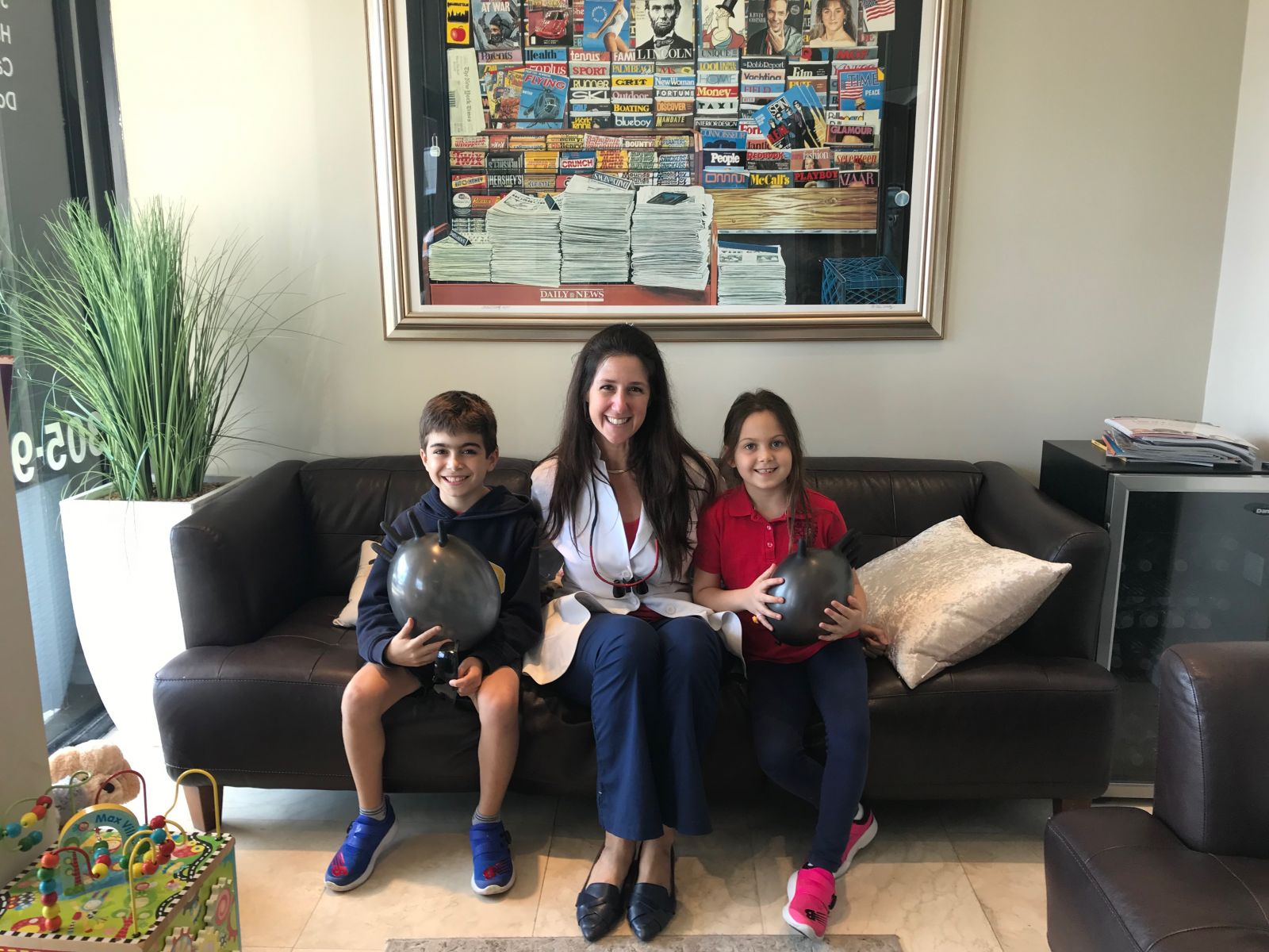 Local kids friendly dentist in Aventura and Miami, Dr. Jessica Cismas is an experienced dentist treating and teaching children about oral hygiene. Additionally, Aventura Dental Group currently offers a very limited membership plan for the entire family.  This membership is geared towards families with children and it can save you a lot of money versus a traditional dental insurance plan.