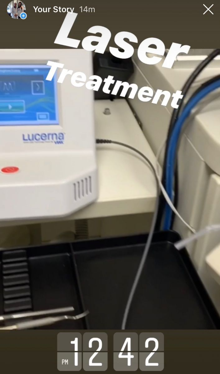 Ulcer laser treatment in Miami, Cold Sore laser treatmentin Aventura, Miami, Florida, Herpes laser treatment in Miami by Dr. Jessica Cismas at Aventura Dental Group.